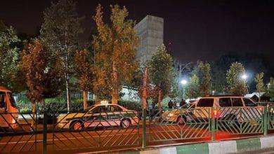 صورة إيران: كشف اخر تفاصيل انفجار المنتزه في طهران