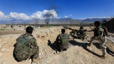 صورة مقتل وإصابة العشرات من طالبـ ـان الارهـ،ـابية في غارات جوية ومعارك متعددة بأفغانستان