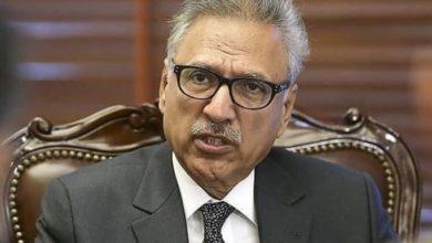 صورة رئيس باكستان: الأعمال الوحشية ضد المسلمين وتطهيرهم العرقي مظهر عملي لسياسات هندوتفا