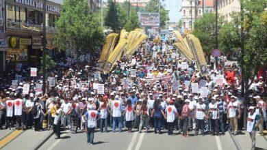 """صورة تركيا: إحياء الذكرى السنوية لـ """"واقعة سيفاس"""" التي راح ضحيتها (35) شيعياً"""