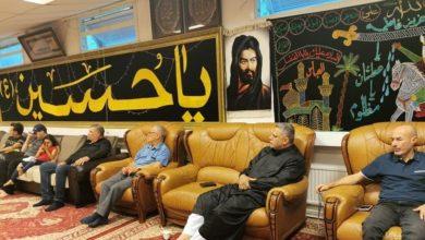 صورة إقامة مراسيم عزائية خاصة بذكرى استشهاد الإمام الجواد (عليه السلام) في السويد وأستراليا