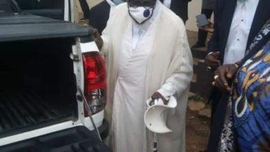 صورة محكمة نيجيرية تقضي بالإفراج عن الشيخ إبراهيم الزكزكي (صور)