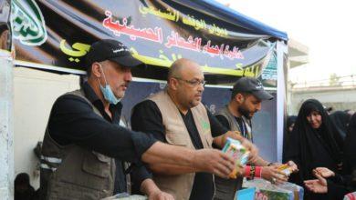 صورة دائرة إحياء الشعائر الحسينية تؤكد استعدادها لتقديم ما يلزم لإنجاح زيارة الإمام الجواد عليه السلام