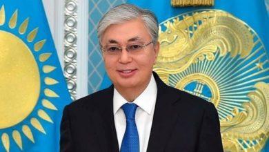 صورة الرئيس الكازاخستاني: عيد الأضحى فرصة للاحتفاء بفضائل الرحمة والإنسانية