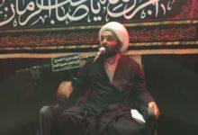 صورة هيئة عزيزة الحسين (عليهما السلام) تواصل عقد المجالس الحسينية وإحياء فاجعة عاشوراء