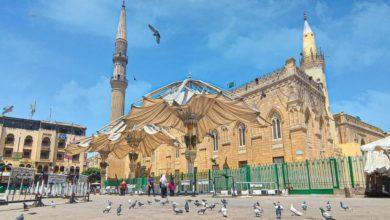 صورة الرئيس المصري يوجه بترميم وتجديد مقامات آل البيت عليهم السلام وعدد من المساجد المصرية التاريخية