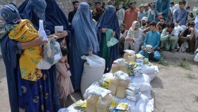 صورة برنامج الأغذية العالمي للأمم المتحدة: ثلث الأفغان معرضون لخطر المجاعة