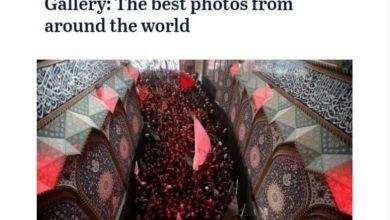صورة اختيار صورة للعتبة الحسينية المقدسة ضمن أجمل المشاهد العالمية