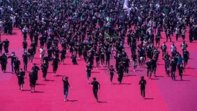 صورة كربلاء المقدسة تضرب موعداً مع ملايين المعزّين الذين سيشاركون بشعيرة ركضة طويريج الخالدة