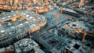 صورة العتبة الحسينية تعلن عن المساحات والأماكن التي ستفتتحها للزائرين خلال زيارة الأربعين