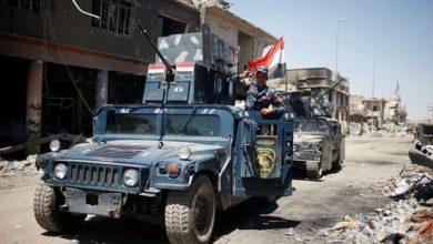 صورة الشرطة الاتحادية تقتل المسؤول العسكري في د1عش الارهـ،ـابي لجزيرة غرب سامراء