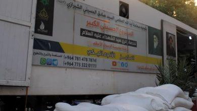 صورة كربلاء المقدسة: المشروع الحسيني الكبير يعلن نجاح المخبز الجوّال في خدمة المواكب الحسينية على مدار الساعة