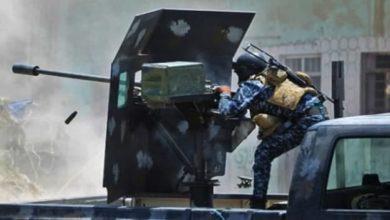 صورة شهداء وجرحى من الشرطة العراقية بهجوم لد1عش الإرهـ،ـابي جنوب غرب كركوك