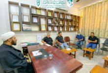 صورة مؤسسة مصباح الحسين عليه السلام تستنفر جهودها لخدمة زائري الأربعين الحسيني الوافدين من داخل العراق وخارجه