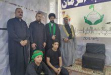 صورة مؤسسة العلوية شريفة بنت الإمام الحسن عليهما السلام في بغداد تقيم فعاليات مختلفة تخليدًا لعاشوراء