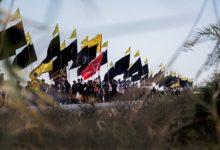 صورة مؤسسة المعصومين الأربعة عشر عليهم السلام في كربلاء تستضيف زائري الأربعين الحسيني
