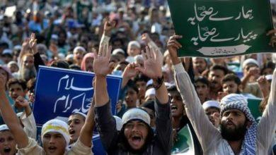 صورة باكستان: اندلاع موجة غضب بعد وسم الأحزاب المتطرفة للأذان الشيعي بالإرهاب وحظر المراسيم الحسينية