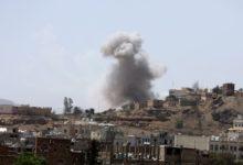 صورة اليمن: شهيد وجرحى بنيران التحالف السعودي في صعدة