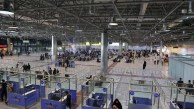 صورة مطار النجف الأشرف الدولي يعلن استكمال استعداداته لاستقبال زائري الأربعين