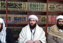 صورة فتوى كارثية من رجل دين أفغاني: من حق طـ،ـالبان قتل معارضيها