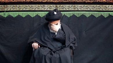صورة بيت المرجع الشيرازي يستذكر مواقف الإمام الحسن المجتبى عليه السلام وتضحياته في سبيل الإسلام بذكرى شهادته (صور)