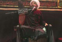 صورة لبنان: هيئة عزيزة الحسين (عليهما السلام) تستذكر مع المحبين ذكرى استشهاد الإمام السجاد (عليه السلام)