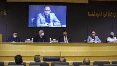 صورة بحضور ممثلين عن الصحّة العالميّة ووزارة الصحة.. اجتماع في العتبة العباسية المقدّسة استعدادا لزيارة الاربعين