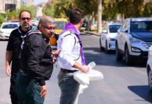 صورة تربية كربلاء المقدسة تنظم حملات لدعم عمال النظافة والقوات الأمنية قبيل زيارة الأربعين الحسيني