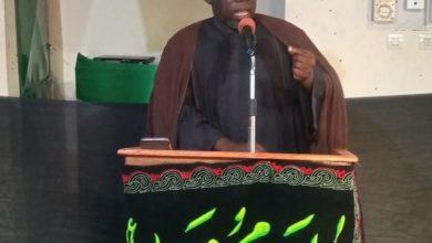 صورة النيجر: إحياء ذكرى الفاجعة الأليمة لاستشهاد الإمام الحسن ابن أمير المؤمنين (عليهما السلام)