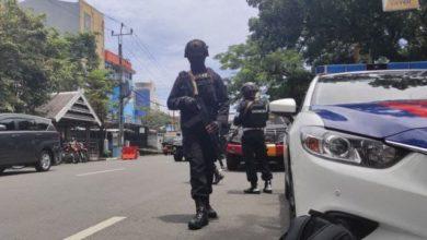 صورة مقتل زعيم عصابات د1عش الإرهـ،ـابية في إندونيسيا