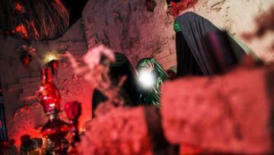 صورة شبيهة السيدة الزهراء وعزيزة الحسين (عليهم السلام).. فعاليات وبرامج عزائية لإحياء ذكرى شهادتها