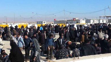 صورة العراق يسمح للزائرين الإيرانيين العودة إلى بلدهم برّاً