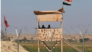 صورة القوات العراقية تعتقل 14 متسللاً قادماً من سوريا غرب محافظة نينوى