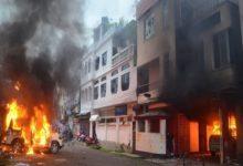 صورة عنصرية وحقد وكره.. عصابات هندوسية تصعد أعمال العنف ضد مسلمي الهند بحرق منازلهم ومساجدهم