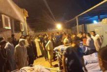 صورة مصدر: ارتفاع عدد الشهداء والجرحى للجريمة الإرهـ،ـابية في ديالى