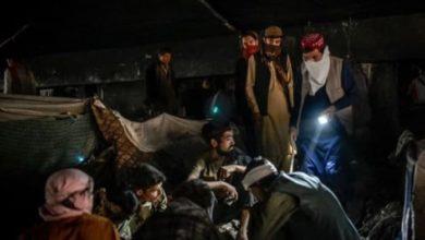 صورة تنظيم د1عش الإرهـ،ـابي يتبنى هجوماً أغرق العاصمة الأفغانية كابل في الظلام