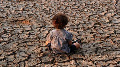 صورة الجوع أثر على 811 مليون شخص في العام الماضي.. دعوة أُممية لتحرك عالمي ضد الجوع وتغير المناخ