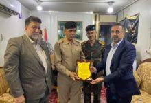 صورة مجموعة الإمام الحسين (عليه السلام) الإعلامية تشكرُ للقيادات الأمنية والخدمية في كربلاء جهودهم خلال الزيارة الأربعينية المباركة