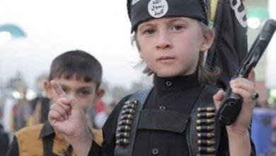 صورة العراق يسلم أذربيجان 38 طفلاً من د1عش الإرهـ،ـابي