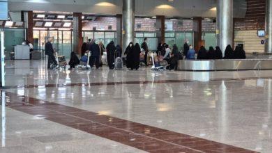 صورة مطار النجف الأشرف: رفع تأشيرة الدخول (الفيزا) عن الزوار الإيرانيين القادمين إلى العراق