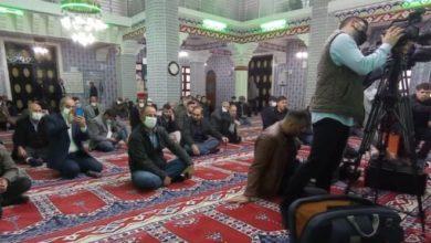 صورة شيعة أهل البيت عليهم السلام في إسطنبول يحتفلون بولادة النبي الأكرم والإمام الصادق صلوات الله عليهم (صور)
