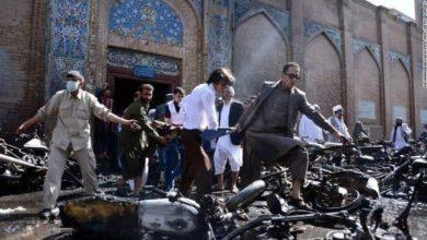 """صورة مجلس الأمن يدين بأشد العبارات تفجير مسجد """"قندوز"""" الأفغاني"""