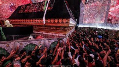 صورة العتبة العلوية تعلن مشاركة 6 ملايين زائر ذكرى شهادة النبي الكريم محمد صلى الله عليه وآله