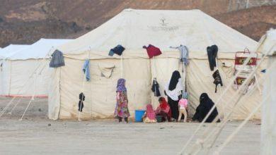 صورة جراء الصراع المستمر.. المنظمة الدولية للهجرة تعلن نزوح 74 ألف يمني منذ مطلع 2021