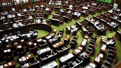 Photo of Chaos in Indian parliament over force-feeding of Muslim