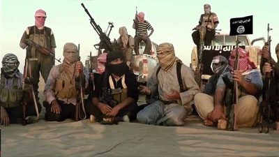 Photo of 15 ISIL terrorists killed south of Tikrit
