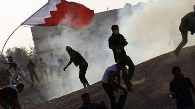 Photo of Bahrain- Jail terms for anti-regime Shia protestor