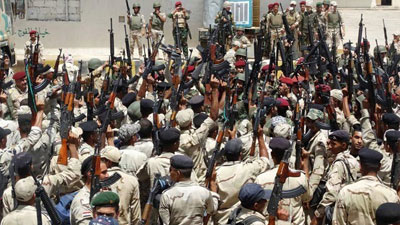 Photo of Iraqi joint forces regain control of Saadia, of Diyala province