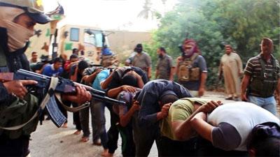 Iraqi Shias facing massacre by ISIL in Amerli