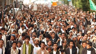 Photo of Yemen's Houthis demand more share on power
